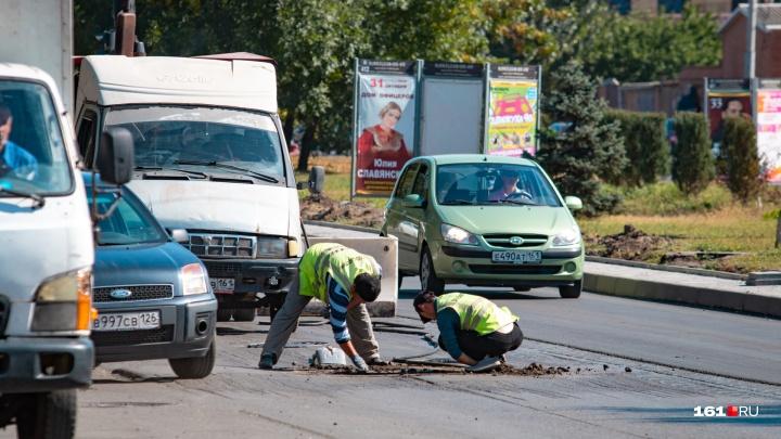 В Ростове отремонтируют 19 дорог