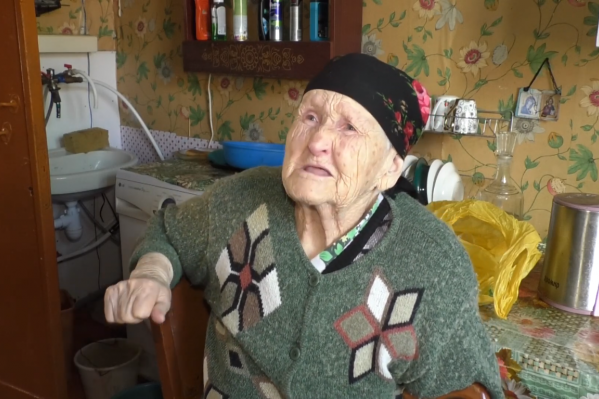 Мария Левина попросила у президента помочь ей получить новое жильё