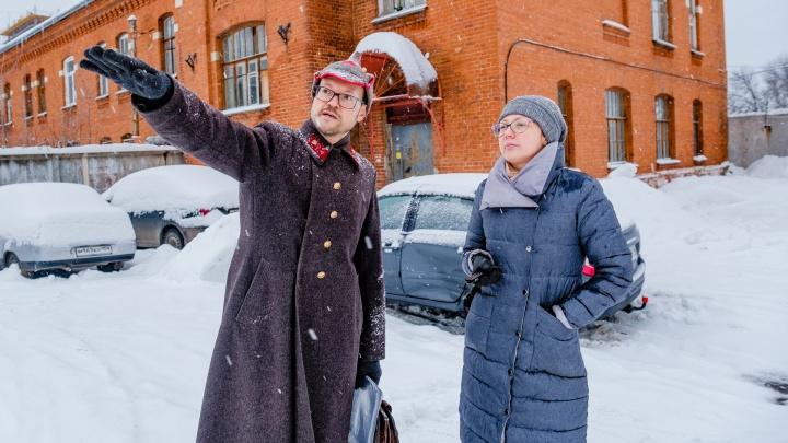 Воевали белые, приезжала Крупская: история Красных казарм в Перми — места, где стоит погулять