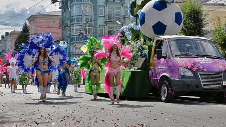 Сногсшибательные наряды, расписные машины и фейерверк: как в Самаре пройдет фестиваль цветов