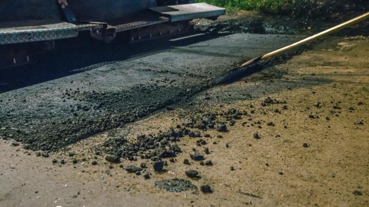 С детской площадки — на проезжую часть: в Самаре дворы отремонтировали с нарушениями
