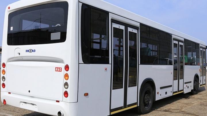 Омичке выплатили 130 тысяч рублей за то, что на неё наехал автобус