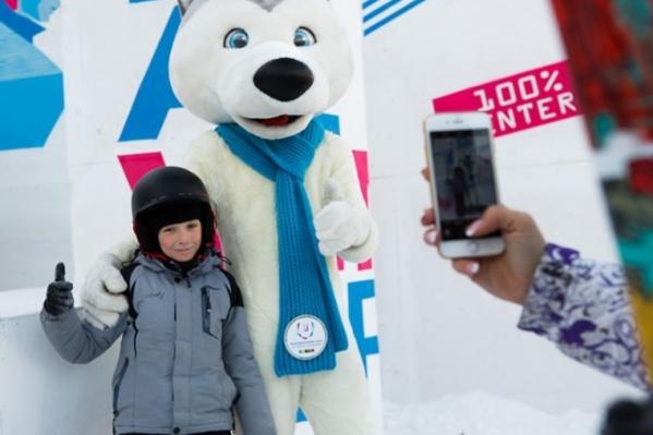 Масштабные спортивные игры планируется провести в Красноярске в марте 2019 года