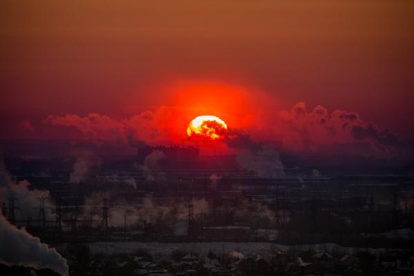 В ближайшие два дня в Новосибирской области будет до –40 градусов
