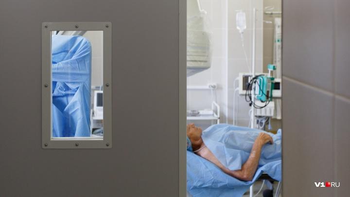 В Волгоградской области 46% пациентов страдают болезнями органов дыхания