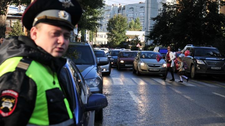 В ГИБДД рассказали, из-за кого в Екатеринбурге происходит больше всего аварий