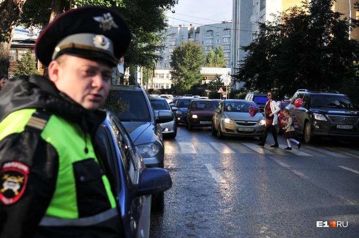 В Екатеринбурге с начала года стало больше аварий