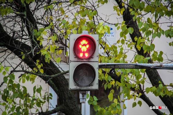 Того, кто поставит светофоры, выберут 17 октября