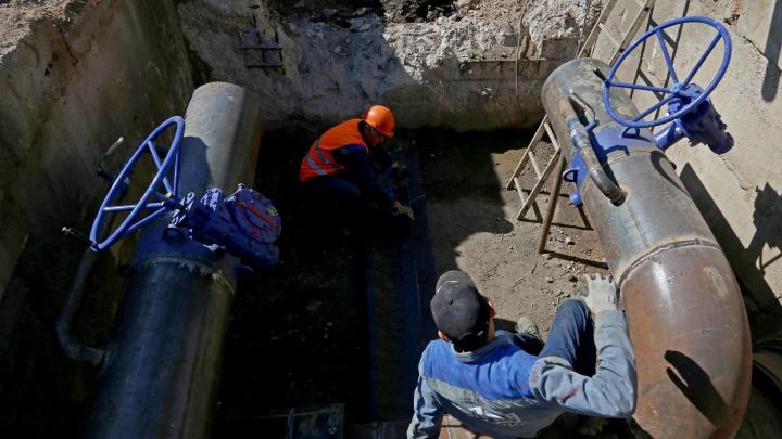 На следующей неделе четыре района Уфы останутся без воды