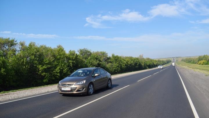 Новым по старому: в Самарской области отремонтировали 50 км трассы М-5 «Урал»
