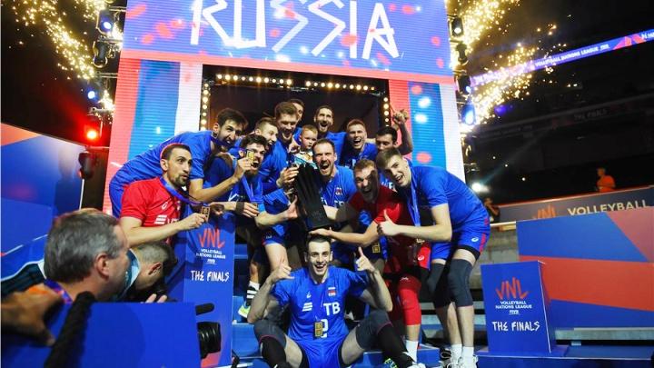 Знай наших! Ярославский тренер привёл волейбольную сборную к победе в Лиге наций
