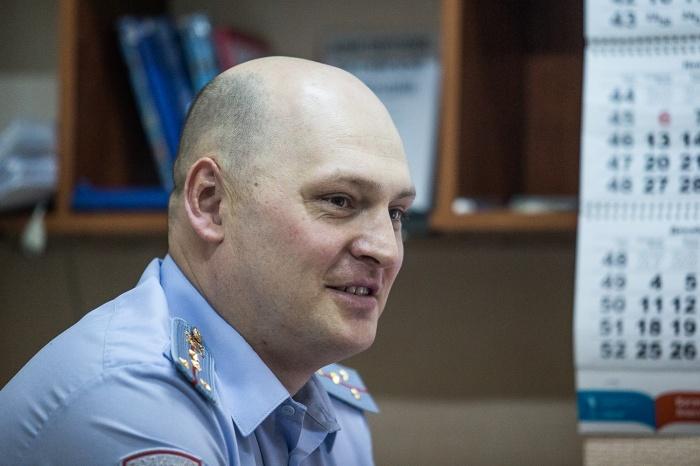 Дмитрий Глухов стал победителем ежегодного конкурса профессионального мастерства среди участковых