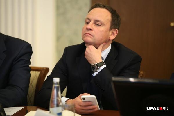Александр Сидякин сделал головокружительную карьеру в политике