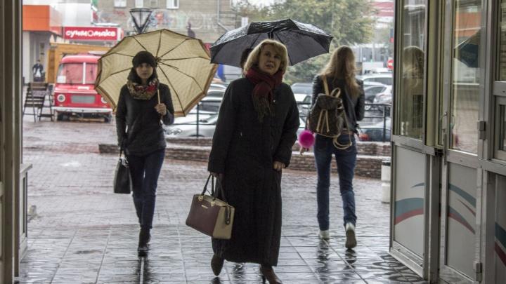 Ночью около ноля: на Новосибирск надвигается похолодание