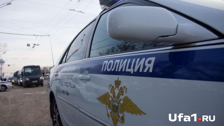 В столкновении двух авто в Уфе пострадал ребенок