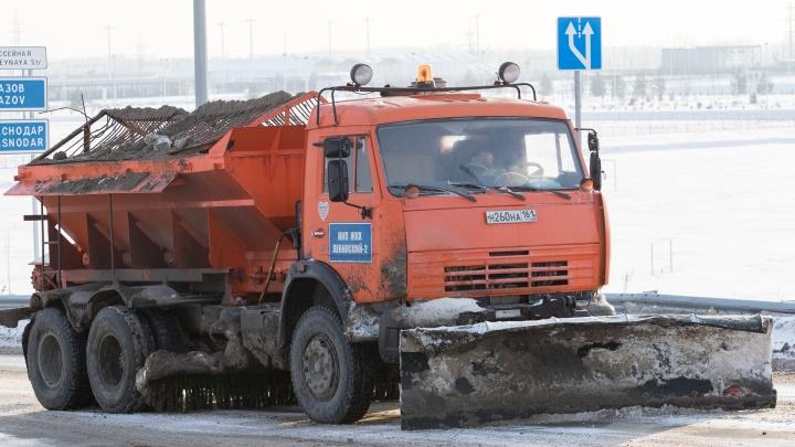 В Ростове к зиме обновят парк снегоуборочной техники