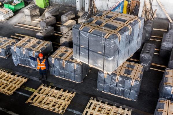 Аноды из Челябинска поставлялись предприятиям-производителям алюминия<br>