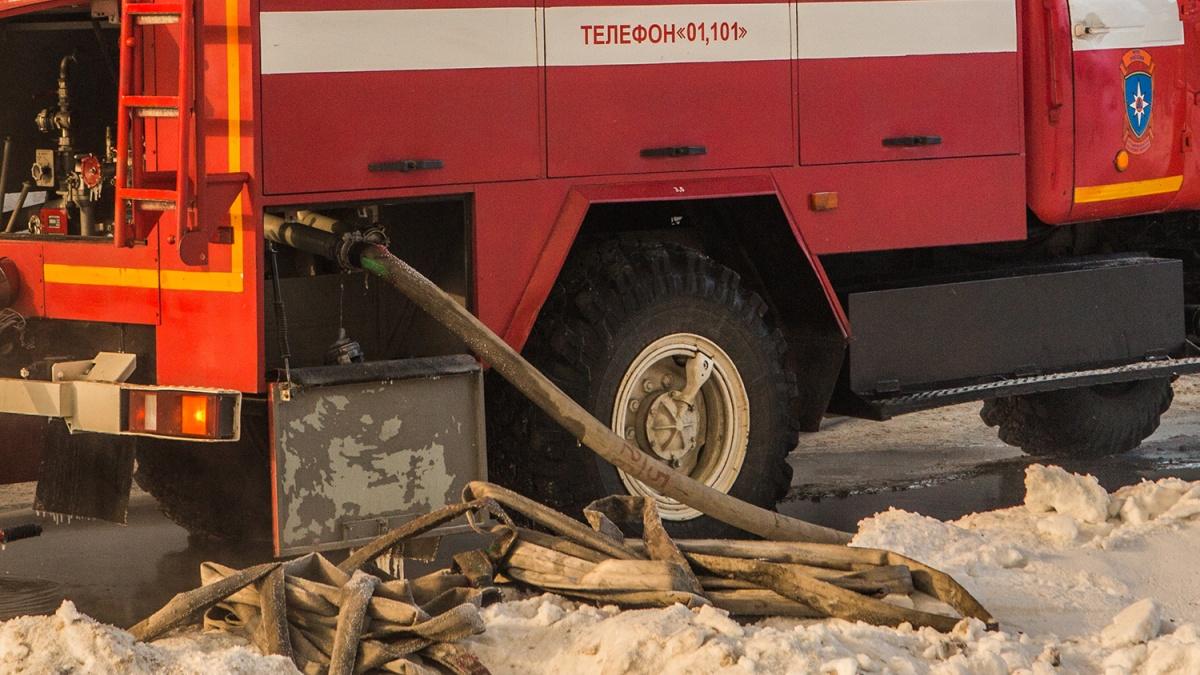 Два молодых человека насмерть задохнулись во время пожара