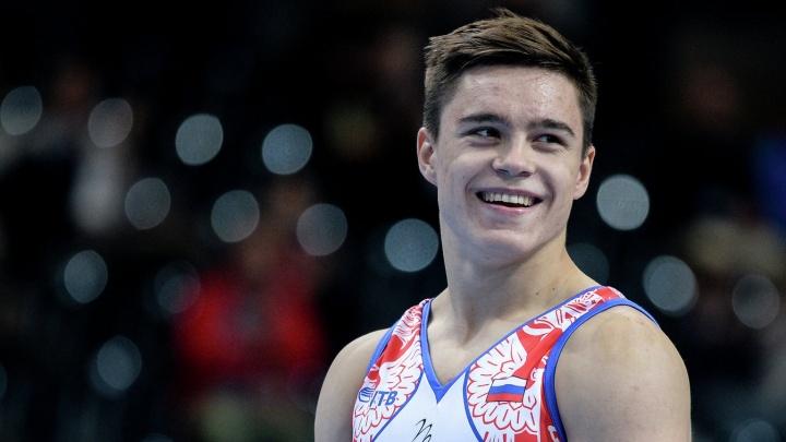 Сразу шесть золотых медалей выиграл ростовский гимнаст Никита Нагорный на чемпионате России