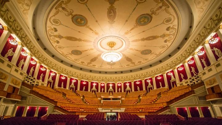 Оперный театр отреставрируют за 360 миллионов рублей