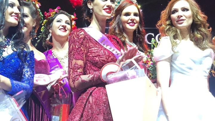 «Спасибо за эмоции и уверенность в себе»: архангелогородка получила корону «Королевы России — 2018»