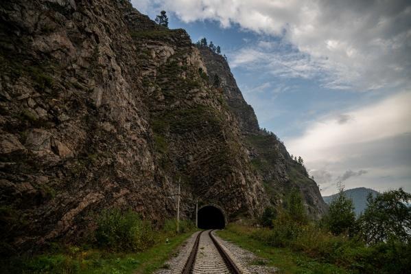 Одной из целей путешествия автора НГС было пройти всюКругобайкальскую железную дорогу пешком