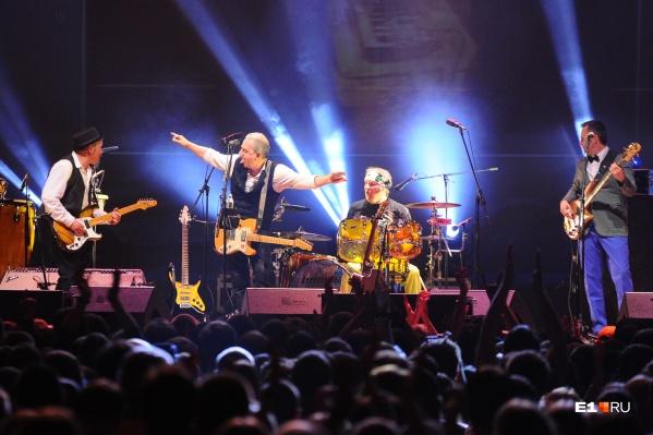 Группа «Чайф» появилась в 1985 году