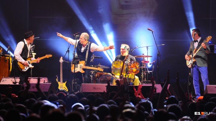Директор «Чайфа» объяснил, почему группа передумала петь на Дне города в Екатеринбурге бесплатно