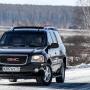 Три в одном. Тестируем GMC Envoy XUV — внедорожник, почти пикап и немного лимузин