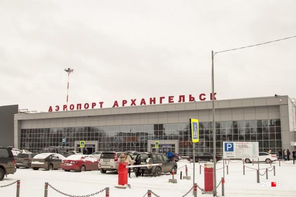 Аэропорт принял сегодня в первой половине дня не все самолеты