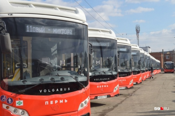 12 июня движение общественного транспорта в городе изменится