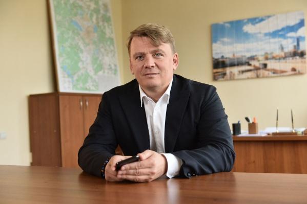 Коммерческий директор телекоммуникационной группы «Мотив»Андрей Золотарев