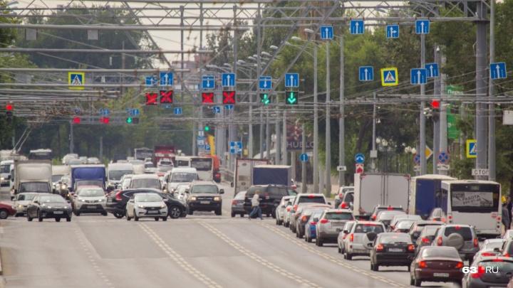 На Московском шоссе построят еще один дублер