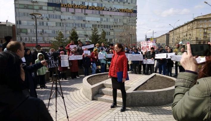 Добытчик песка в Ленинском районе оценил убытки из-за протестов местных жителей в 1 миллион рублей