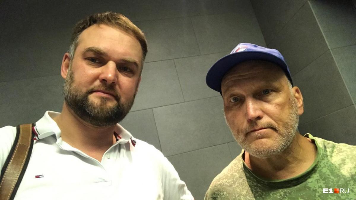 Юрист Иван Волков уверен, что по закону Дед-пикет уже ответил сполна за пустяковый эпизод с ударом силовика газеткой