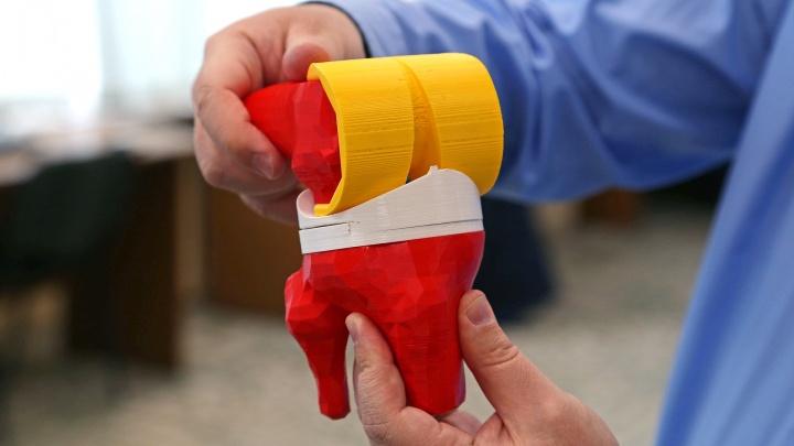 «Это будет особенность Башкирии»: как 3D-технологии выведут медицину республики на новый уровень