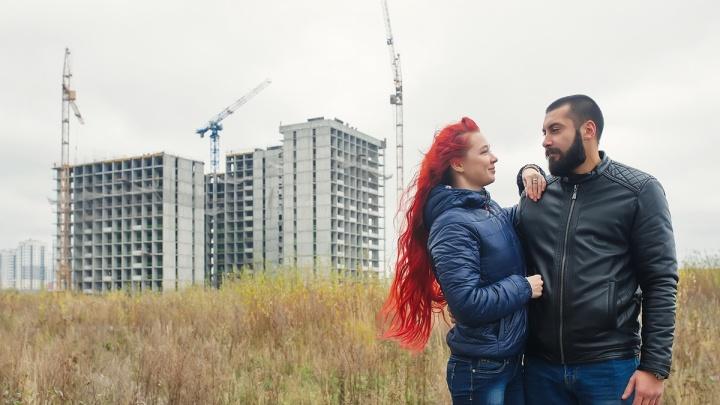 Искали жильё за небольшие деньги: история молодожёнов, которые решили перебраться в Академический