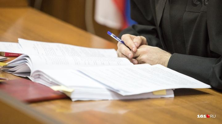 Власти Ростова подали в суд на депутата гордумы
