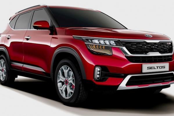 KIA Seltos — принципиально новый кроссоверкласса B-SUV