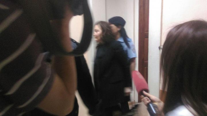 Главбуху полиции Надежде Николаевой вынесли приговор
