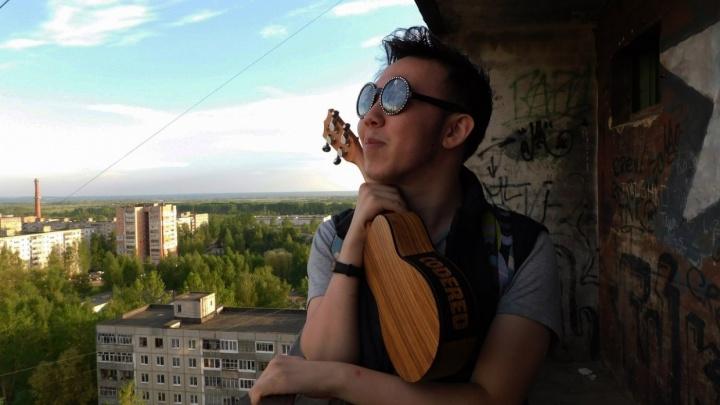 «Не ел и не пил»: потерявшийся музыкант из Ярославля три ночи провёл в лесу. Как спасся