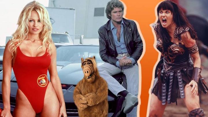 Тест на возраст: вспоминаем сериалы, которые показывали в 90-е на российском телевидении
