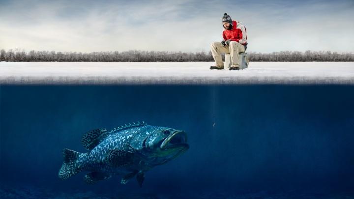 """По щучьему веленью: акция """"Клёвое место"""" стартовала в разгар сезона зимней рыбалки на базе отдыха """"Салют"""""""