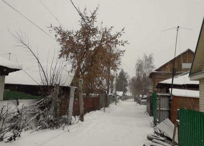 На улице Малая Кропоткина уже неделю не горят фонари