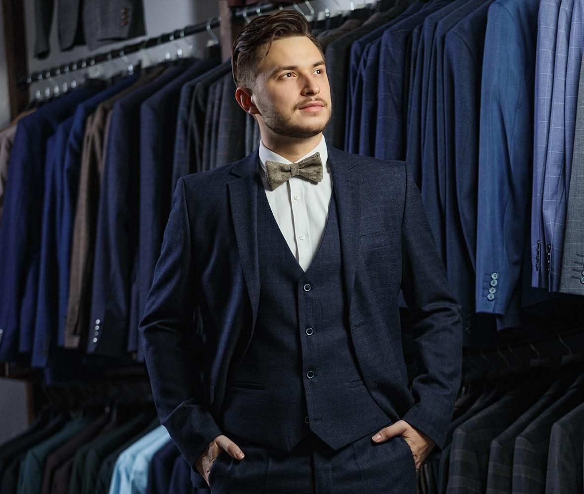 На улице Советской открылся новый магазин мужской одежды и аксессуаров