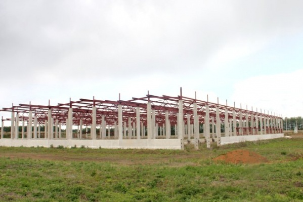 Птицефабрику строят уже 5 лет