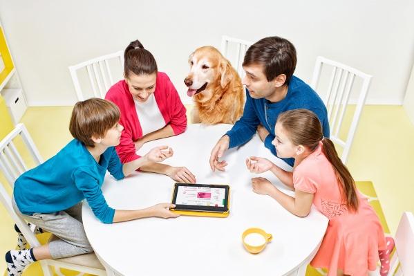 Технологии «Дом.ru» помогут выполнить миссию воспитания, даже если вас нет дома