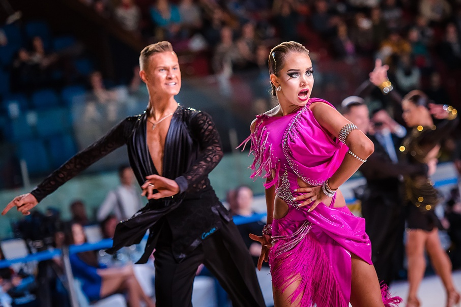 Три дня танцоры из более 20 стран мира будут выступать во дворце спорта