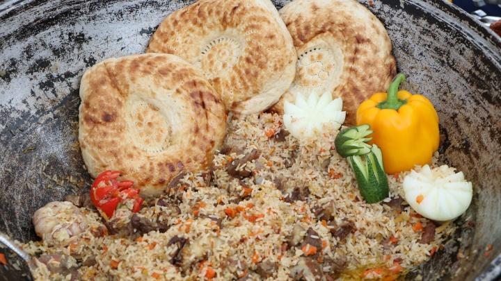 Блюда народов России смогут попробовать нижегородцы в День народного единства