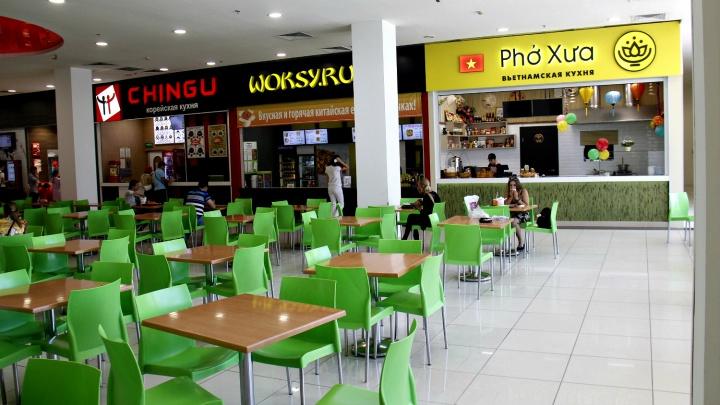 Вьетнамский бизнесмен открыл кафе в ТЦ на Красном проспекте